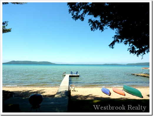 Glen Lake MI -  perfect day